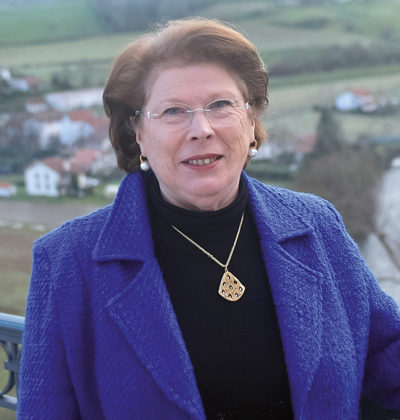 Bernadette Jougleux