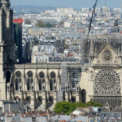 Reconstruction de Notre-Dame