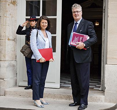 Agnès Buzyn Jean-Paul delevoye