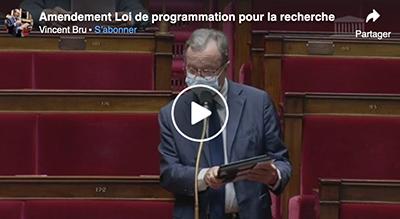 Amendement LPR